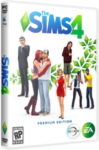 The SIMS 4 Deluxe Edition (RUS) | RePack �� xatab