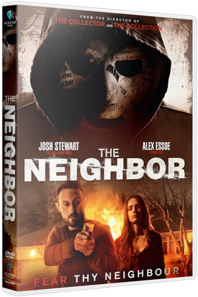 Дом напротив / The Neighbor (2016) HDRip